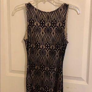 Lace long dress